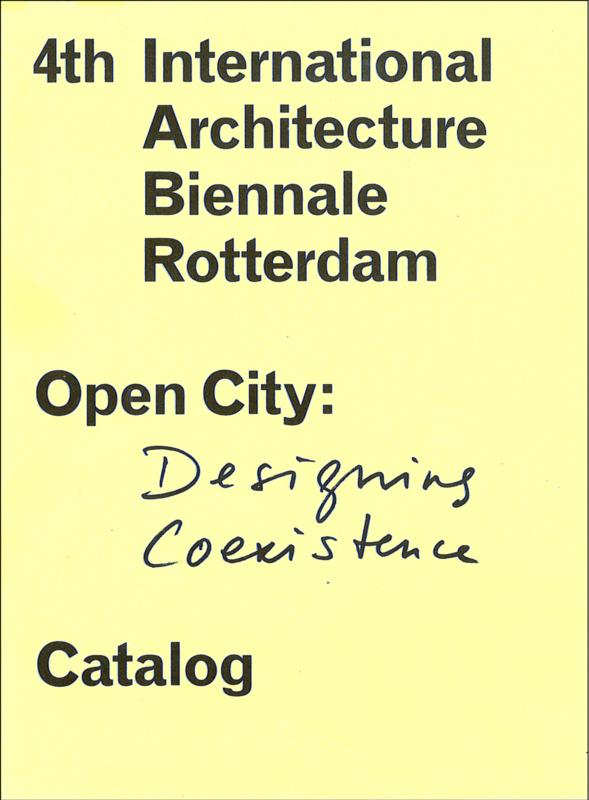 OPEN CITY - CATALOGUS IABR–2009/10