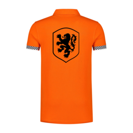 Voetbal WK polo 2021 FINISH vlag