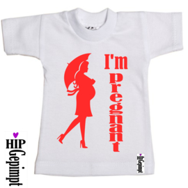 Mini Shirt - I'm pregnant