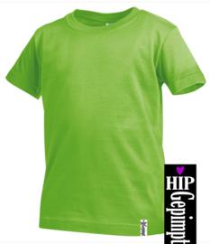 Shirt Kids - Kiwi Groen