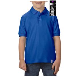 Polo LUXE - Blauw