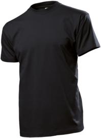 Heren shirt - Zwart