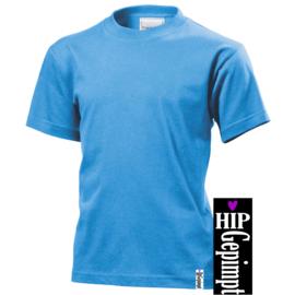 Shirt Kids - Licht Blauw