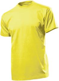Heren shirt - Geel