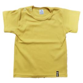 Baby shirt - Oker