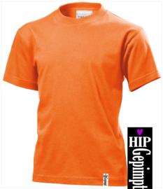 Shirt Kids - Orange
