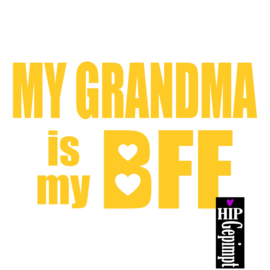 My grandma is my BFF