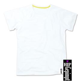 Technische shirt - Wit