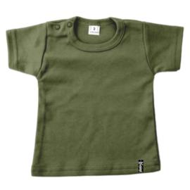 Baby shirt - Groen