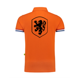 Voetbal WK Polo NL vlag