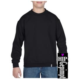 Sweater Kids - Zwart