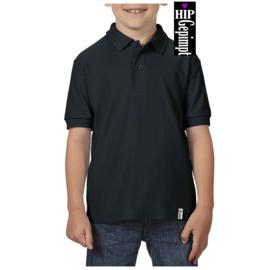 Polo LUXE - Zwart