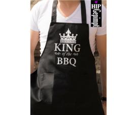 Keukenschort - King of the BBQ