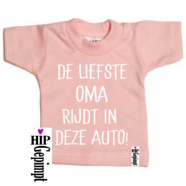 Mini Shirt - De liefste .... rijdt in deze auto!
