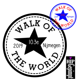 WALK OF THE WORLD Nijmegen 2019