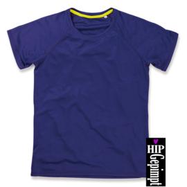 Technische shirt - Paars