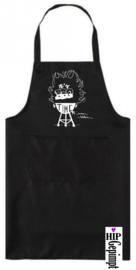Keukenschort - It's BBQ time