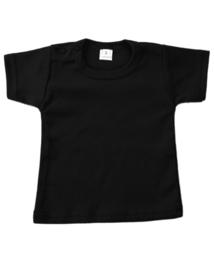 Baby shirt - Zwart