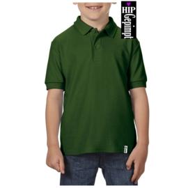 Polo LUXE - Groen