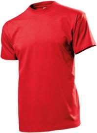 Heren shirt - Rood