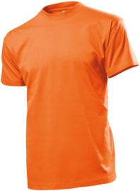 Heren shirt - Orange