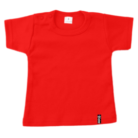 Baby shirt - Rood