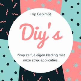 Diy's   Strijkapplicaties