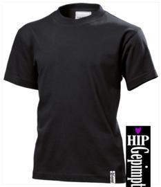 Shirt Kids - Zwart