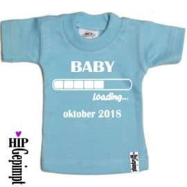 Mini Shirt - Baby loading