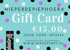 Hip Gepimpt - Gift Card