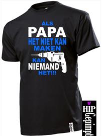 Hip Gepimpt - Als PAPA het niet kan maken...
