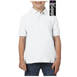 Polo LUXE - Wit