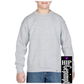 Sweater Kids - Licht Grijs