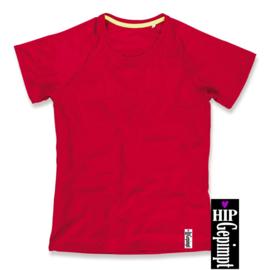 Technische shirt - Rood