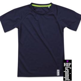 Technische shirt - Navy