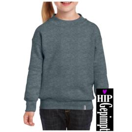 Sweater Kids - Donker Grijs