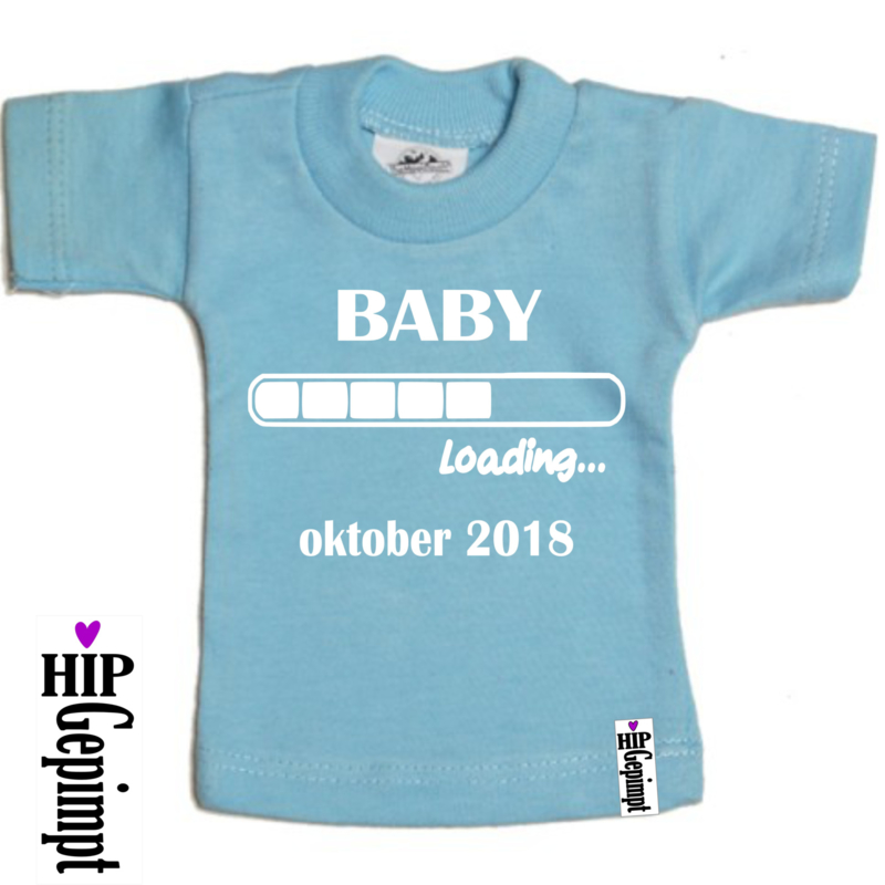 Mini Shirt - Baby loading