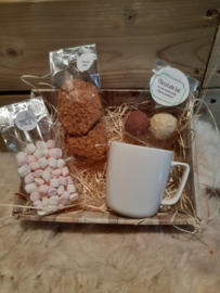 Chocolademelk pakket