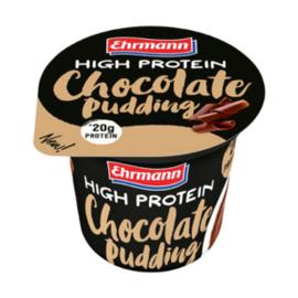Ehrmann High Protein Pudding chocolade