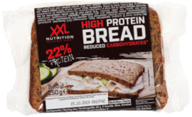 High Protein Bread