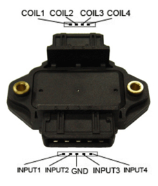 Ignition module 2/3/4 Channel BUDGET