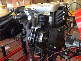 Retrofit vrij programmeerbaar systeem motorproefstand