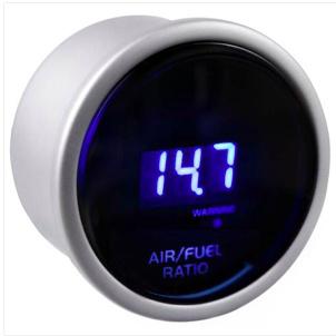 Solid Air Fuel Ratio Gauge