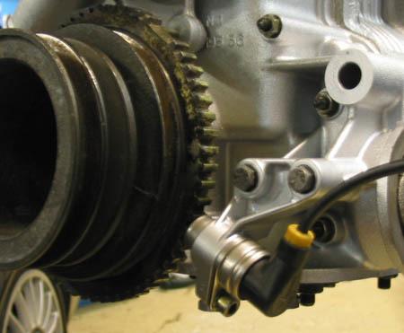 Alfa Romeo Nord Triggerwheel