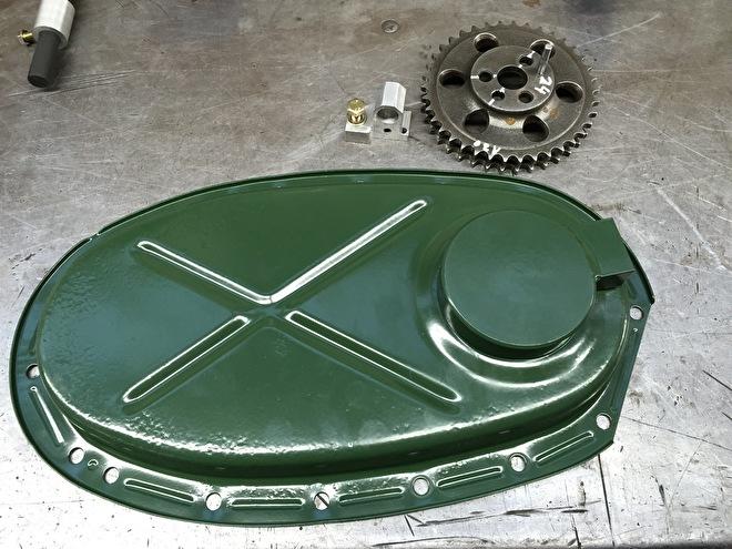 Citroen CX triggerwheel