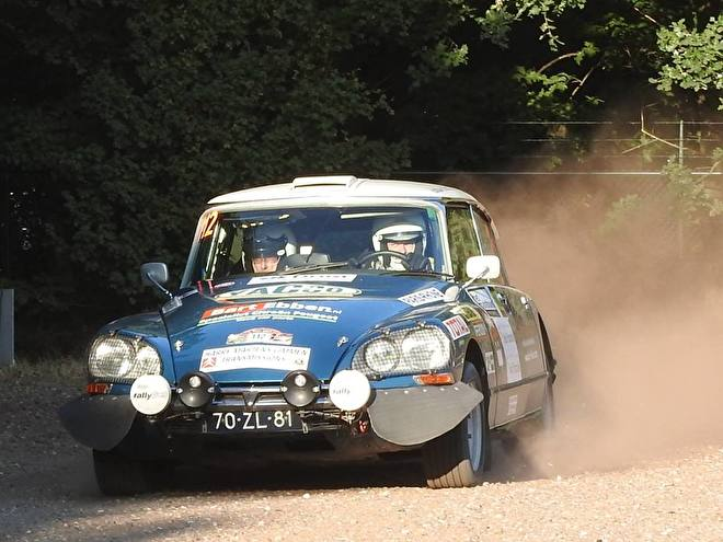 Rally DS Harry Martens