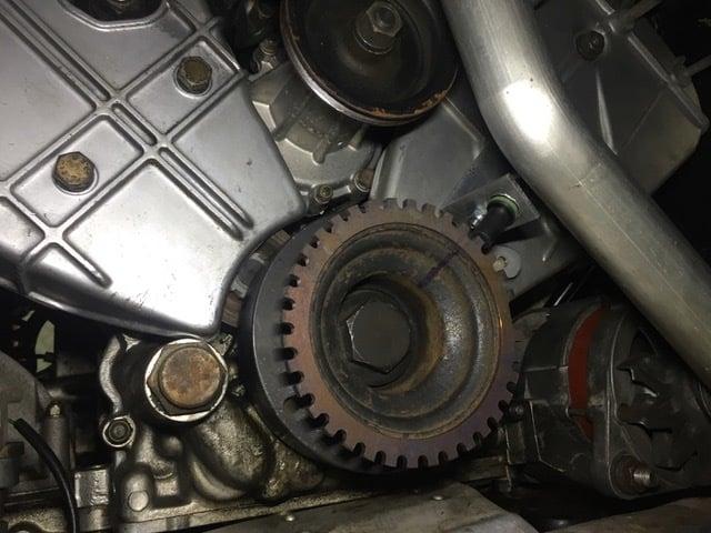 Ferrari 308 triggerwheel