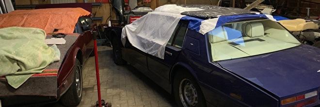 Aston Martin Lagonda verzameling