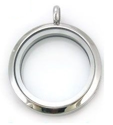 Memory Locket 'Rond'