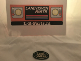 Badge Land Rover